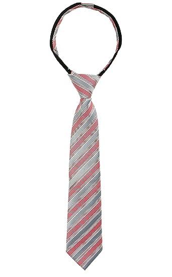 Spring Notion Boys Pre-tied Woven Zipper Tie