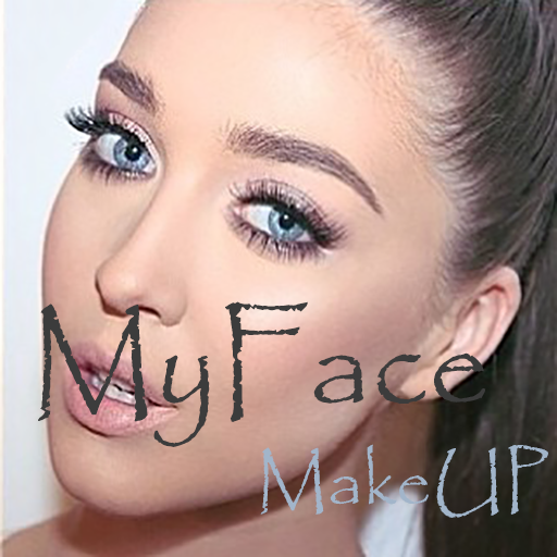my face makeup appstore for android. Black Bedroom Furniture Sets. Home Design Ideas