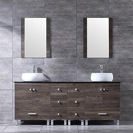 In Bathroom Vanity Double Sink on 42 bathroom vanity, contemporary double sink vanity, white bathroom vanity, brown bathroom vanity, two sink vanity, 24 bathroom vanity, large bathroom vanity, antique double bathroom vanity, modern sink vanity, lowe's double sink vanity, huntshire bathroom vanity, white double sink vanity, madeli vicenza 72 double bathroom vanity, ikea double sink vanity, copper sinks for bathrooms vanity, 72 inch double sink vanity, bathroom with oak vanity, cottage double sink vanity, 80 inch double sink vanity, modern double bathroom vanity,
