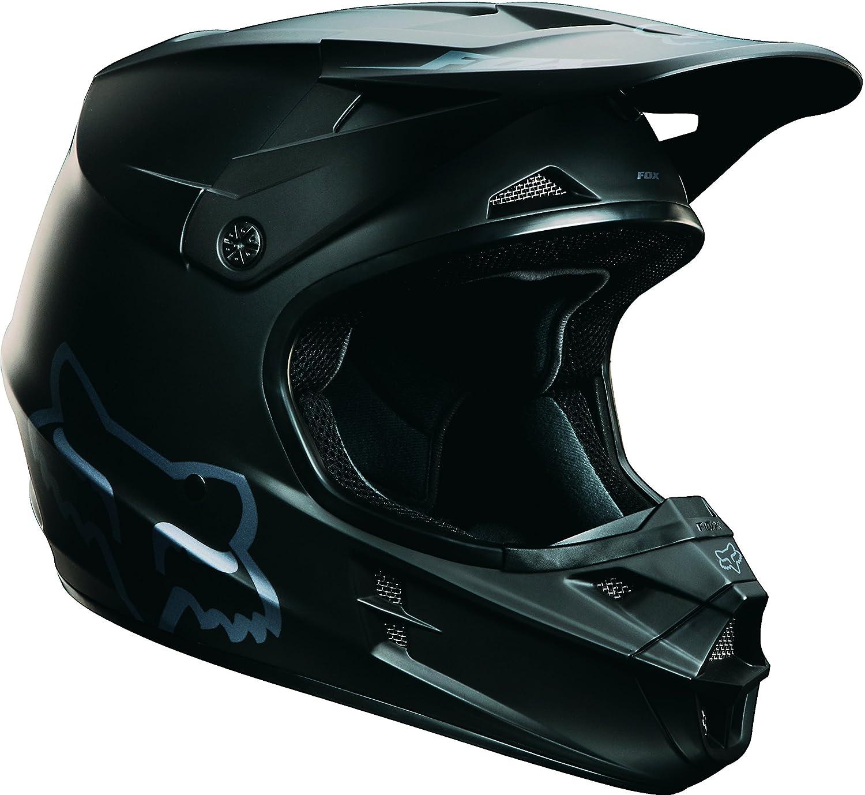 2018 Fox Racing V1 Matte Black Helmet (L)