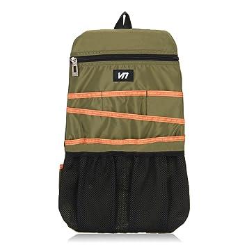 Veevan Multi-funcional Bolsa compacta Slip Pack Inserte Mochila Organizador Viajes Kit Gadget Organizador Ejército Verde: Amazon.es: Equipaje