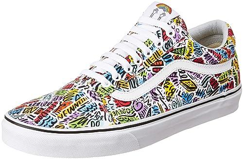 8b39532695 Vans Unisex Old Skool Dallas Clayton Sneaker  Amazon.co.uk  Shoes   Bags