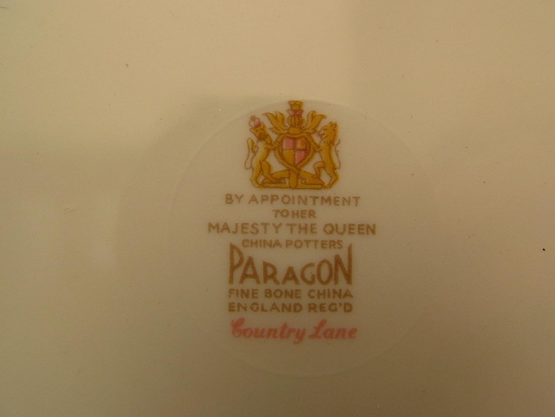 Country Lane Paragon Sugar Bowl
