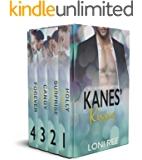Kanes' Kisses: A Four Book Collection