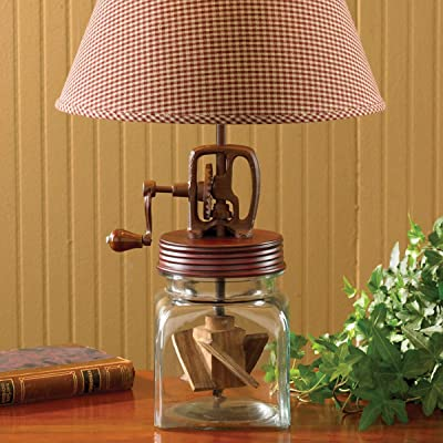 Park Designs Butter Churn Lamp: Home Improvement