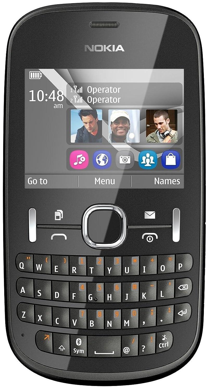 Nokia 201 - Móvil libre (pantalla de 2,4