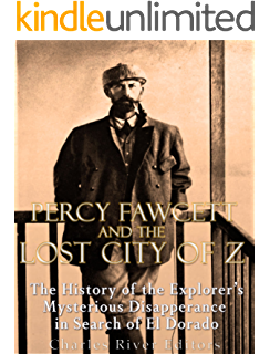 Amazon the lost city of z a tale of deadly obsession in the percy fawcett and the lost city of z the history of the explorers mysterious disappearance fandeluxe Image collections