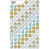 TREND enterprises, Inc. Weather superShapes Stickers, 800 ct