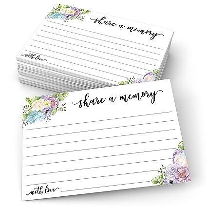 321Done Share - Tarjeta de memoria (50 tarjetas, 10,16 x 15,24 cm ...