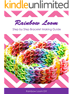 The loomatics interactive guide to the rainbow loom kindle rainbow loom design guide step by step bracelet making guide fandeluxe Images