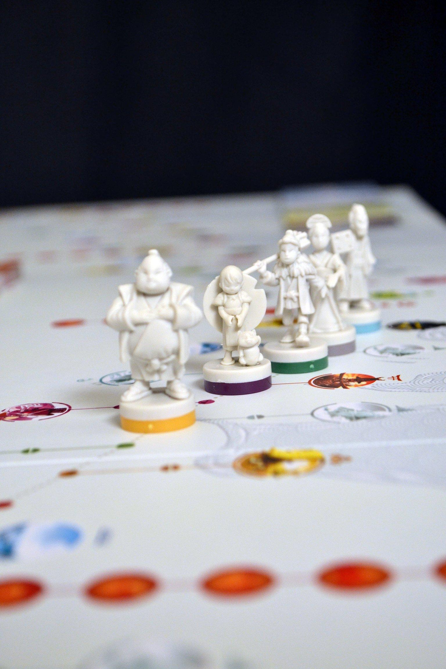 Tokaido Deluxe Board Game