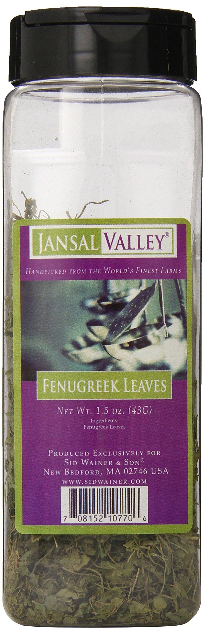 Jansal Valley Fenugreek Leaves, 1.5 Ounce