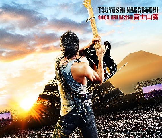 長渕剛 富士山麓 ALL NIGHT LIVE 2015(CD)