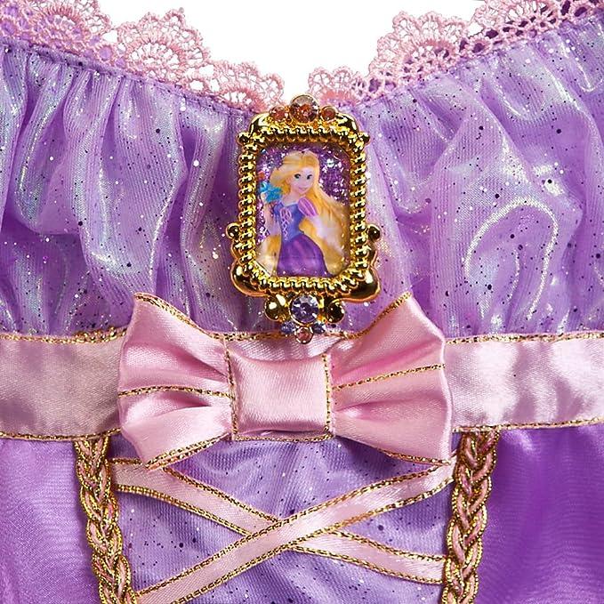 Amazon.com: Disney Store Tangled Princess Rapunzel Musical Costume ...