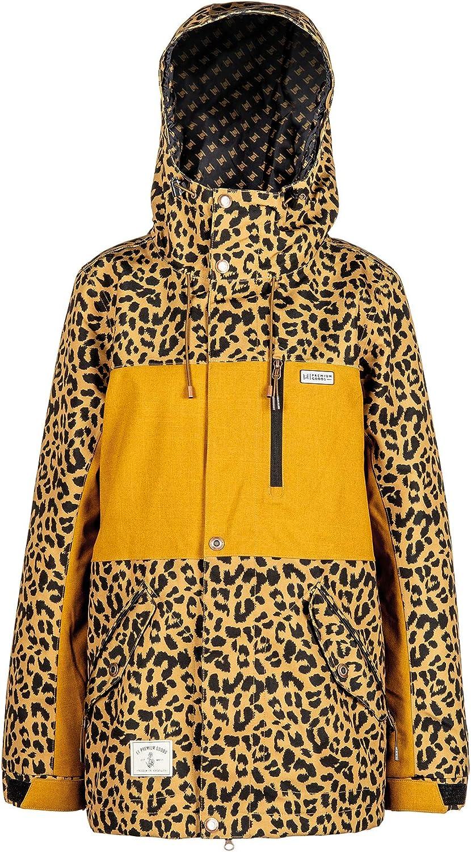 19-20 エルワン ウェア L1 ANWEN ジャケット レディース アンウェン JACKET スノーボード Cheetah Small