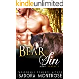 Bear Sin: A Billionaire Oil Bearons Romance (Bear Fursuits Book 7)