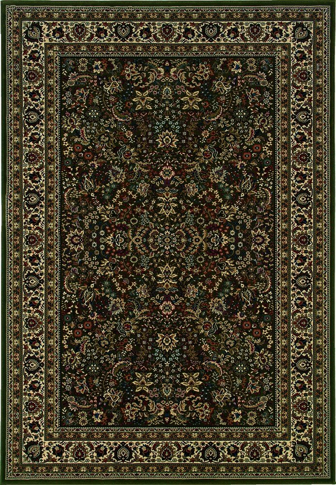 Sphinx Oriental Weavers Ariana Area Rug 213G8 4'0'' X 6'0'' Green & Ivory