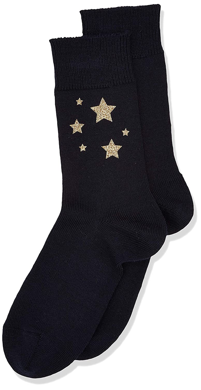 FALKE Glitter Stars Print Calze Bambina