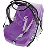 KiddyCover Car Seat 2 UK Made Quality Rain Cover