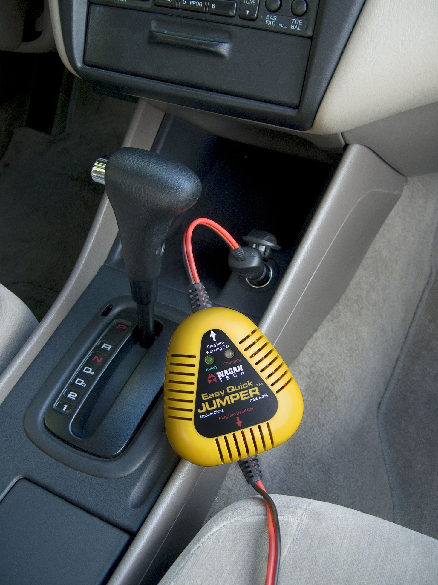 Wagan EL9796 Easy Quick Jumper In-Car Jumpstarter by Wagan (Image #2)