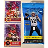2020 Score NFL Football Factory Sealed JUMBO FAT PACK with 40 Cards Including (6) RC & (7) PARALLEL/INSERTS! Plus NEW…