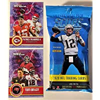 $36 » 2020 Score NFL Football Factory Sealed JUMBO FAT PACK with 40 Cards Including (6) RC & (7)…