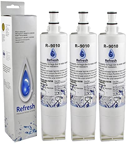 refresh water filter whirlpool edr5rxd1 nlc240v everydrop filter 5 kitchenaid