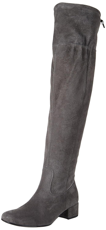 Grau (19 Dark-grau) Gabor Damen Basic Stiefel