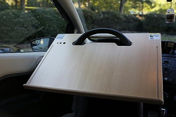 amazon com wheeldesk contractor size 23 1 2 x 16 1 2 c desk rh amazon com steering wheel desktop steering wheel desk reviews