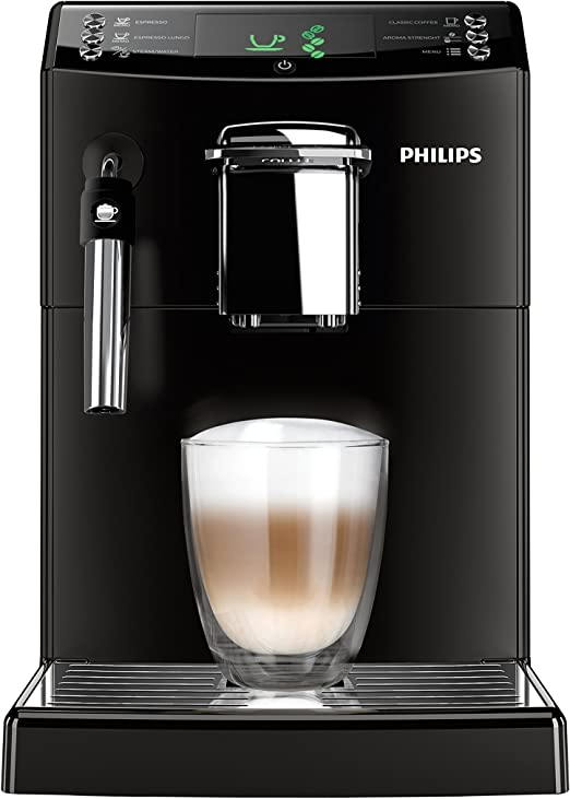Philips Serie 4000 Cafetera Express, automática, 1850 W, 1.8 ...