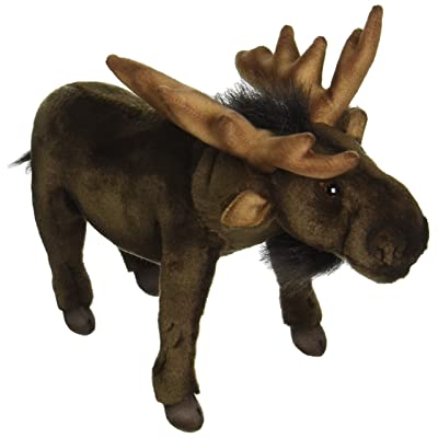 HANSA Moose Plush: Toys & Games