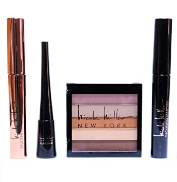 bca3936547 Amazon.com: Nicole Miller New York Eye Collection: Beauty