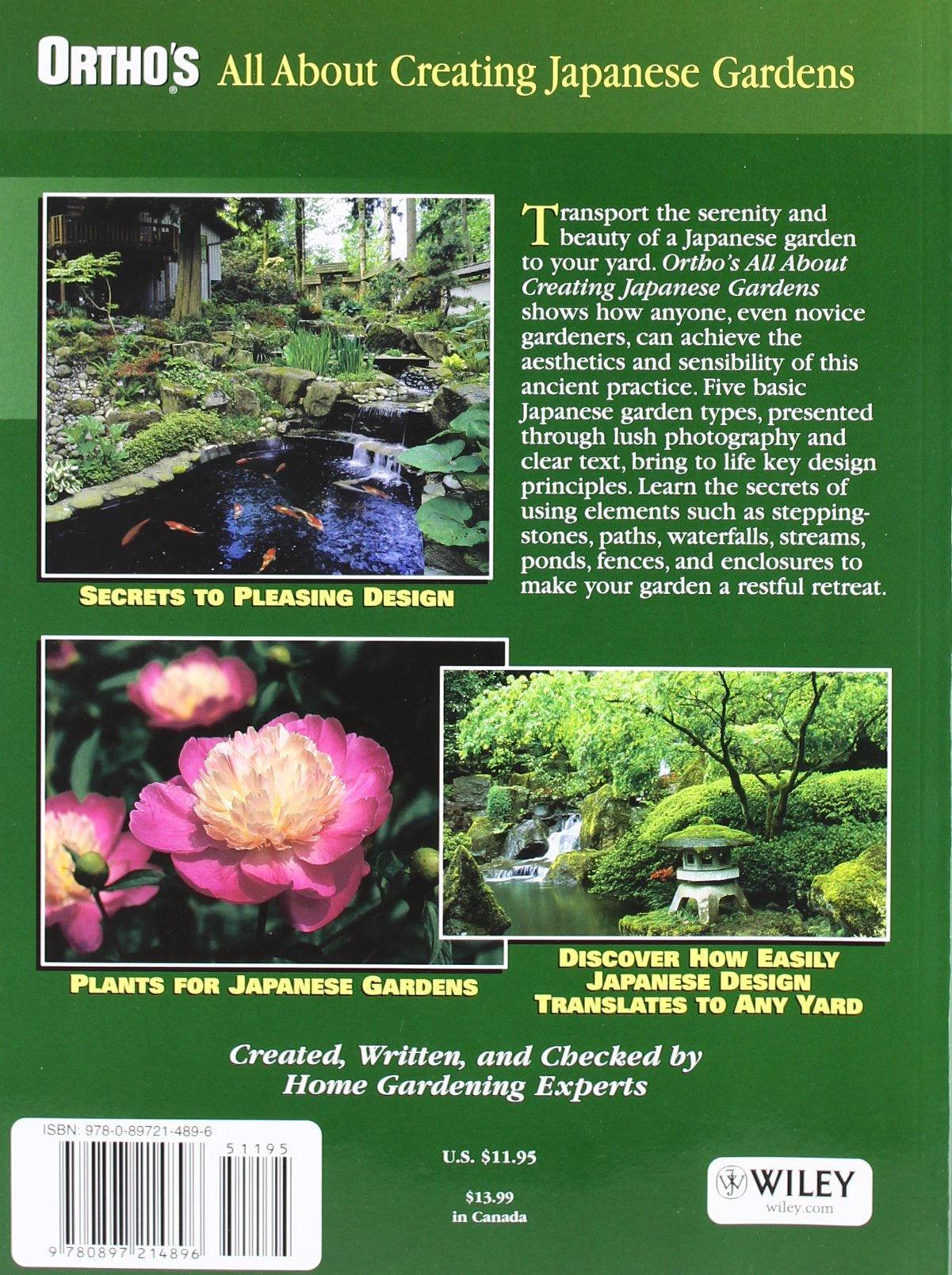 Orthou0027s All About Creating Japanese Gardens: Ortho: 0884754095341:  Amazon.com: Books Part 56