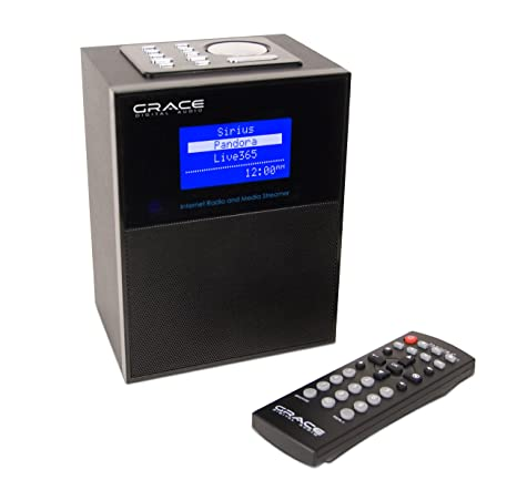 Grace Digital GDI-IRD4000 Portable Wireless Internet Radio