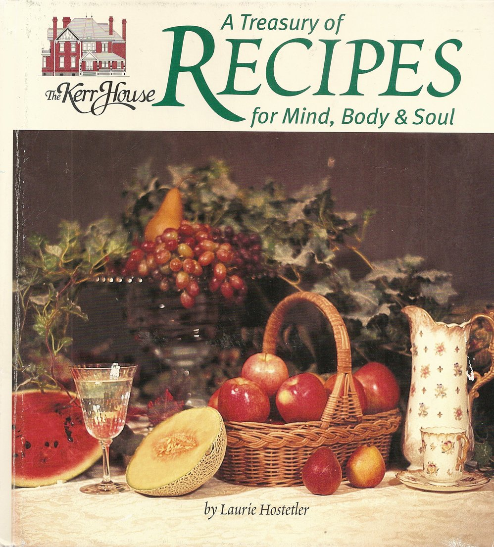 Read Online A Treasury of Recipes for Mind, Body and Soul PDF