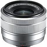 Fujifilm FUJINON XC15-45mm F3.5-5.6 OIS PZ Objektiv Silber