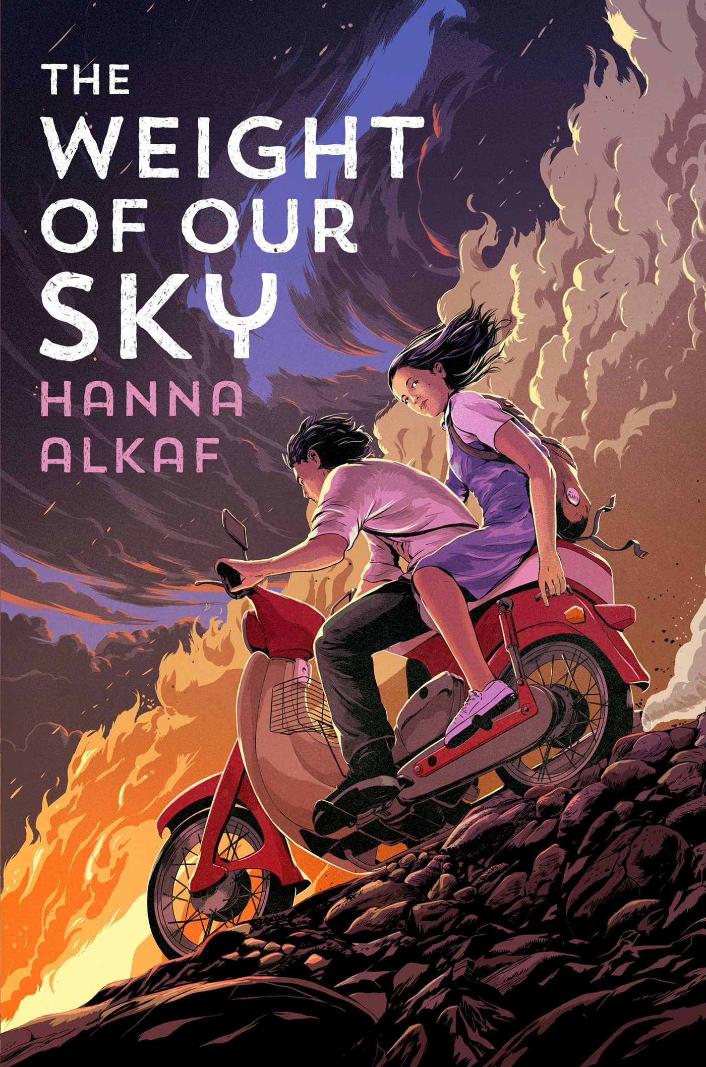 Amazon.com: The Weight of Our Sky (9781534426085): Alkaf, Hanna: Books