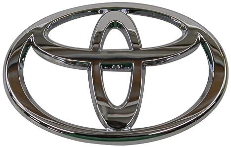 Amazon Genuine Toyota 75311 Aa030 Emblem Automotive