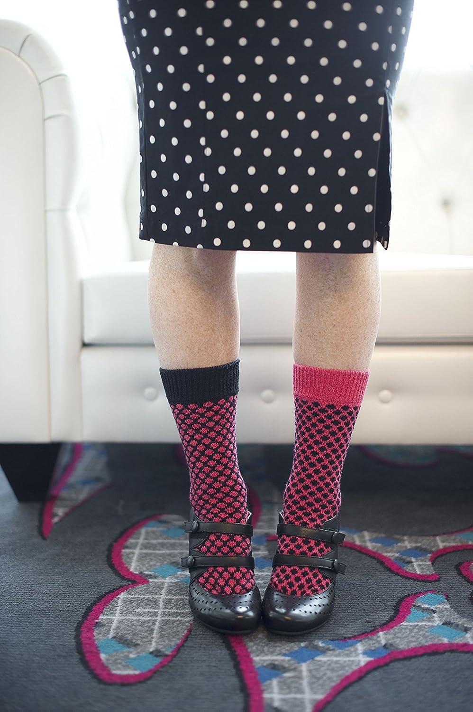 Sidekick Socks USA Made Crazy Fun Crew Sock Designs for Men or Women