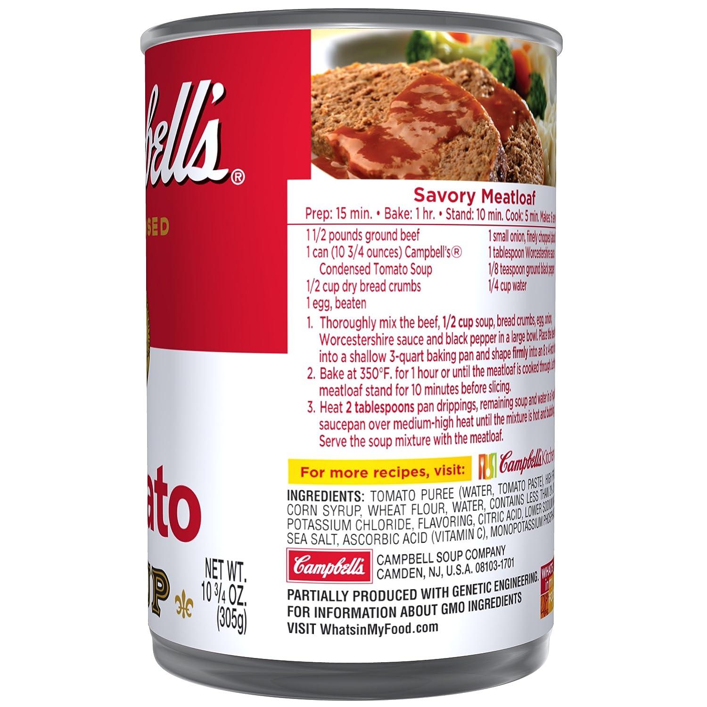CampbellŽs, Conserva de sopa y crema de verdura (Tómate) - 305 gr.: Amazon.es: Alimentación y bebidas