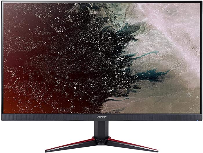 "Acer Nitro Gaming Series VG270 27"" Black IPS Freesync 75Hz LED Monitor 1920 x 1080 Widescreen 16:9 1ms Response Time"