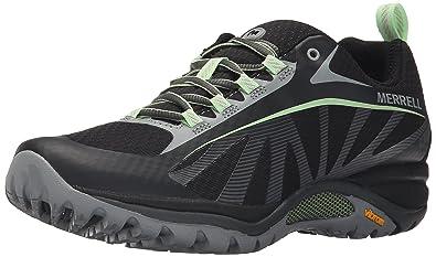 01fbc6b3b966e Merrell Siren Edge Waterproof, Women's Lace-Up Low Rise Hiking Shoes -  Multicolour (