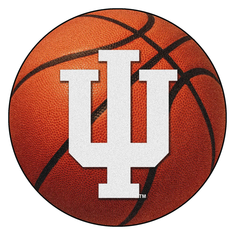 FANMATS NCAA Indiana University Hoosiers Nylon Face Tailgater Rug