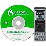 Olympus Digital VN-731PC - Grabadora de voz (incluye programa de reconocimiento de voz DNS)