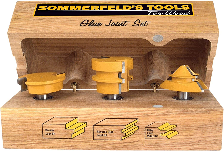Sommerfelds 3-Pc Glue Joint Set