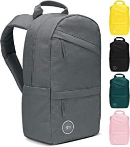 Simple Modern Legacy Backpack with Laptop Compartment Sleeve - 10L Travel Bag for Men & Women College Work School -Slate