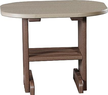Pleasing Amazon Com Furniture Barn Usa Outdoor End Table Dailytribune Chair Design For Home Dailytribuneorg