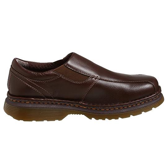 Dr. Martens Hombre Tevin Zapatos, Marrón (Café Oscuro), 11 UK (US Mens 12 M): Amazon.es: Zapatos y complementos