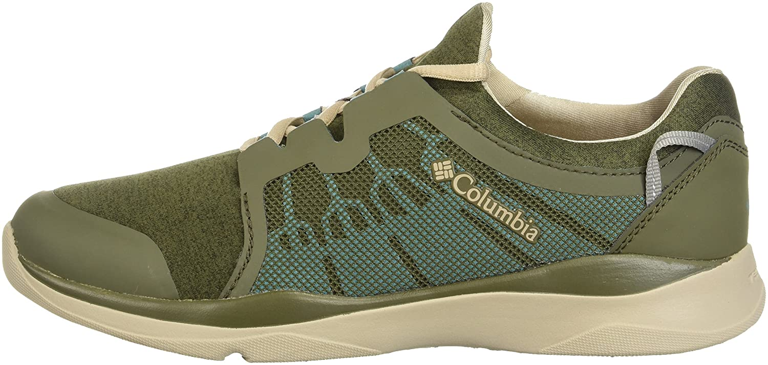 Columbia Women's ATS Trail Lf92 Sneaker B073WG19XP 5 B(M) US|Nori, Teal