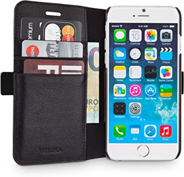 Wiiuka Echt Ledertasche Travel Away Für Apple Elektronik